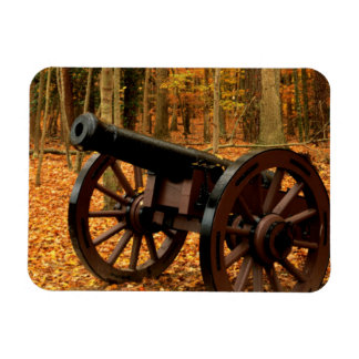 USA, Virginia, Colonial National Historical Rectangular Photo Magnet