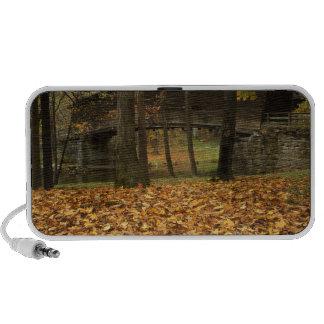 USA, Virginia, Covington, Humpback Covered Speaker