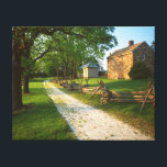 "USA, Virginia, Fairfax County, Sully Plantation Canvas Print<br><div class=""desc"">Charles Gurche / DanitaDelimont.com USA,  North America,  Virginia</div>"