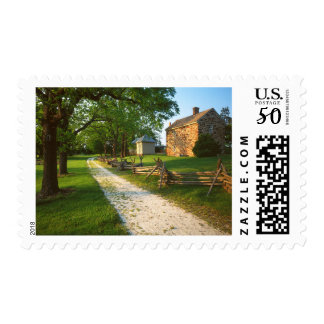 USA, Virginia, Fairfax County, Sully Plantation Postage