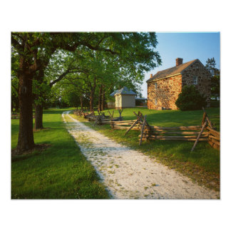 USA, Virginia, Fairfax County, Sully Plantation Posters