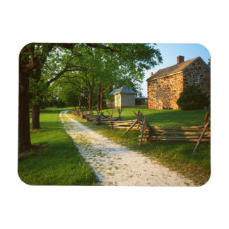 USA, Virginia, Fairfax County, Sully Plantation Rectangular Photo Magnet