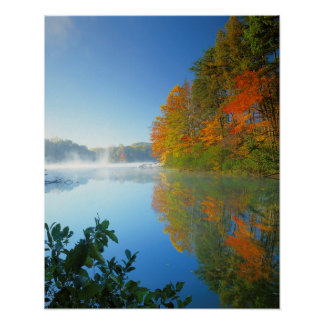 USA, Virginia, Fairy Stone State Park 2 Poster