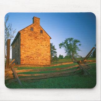 USA, Virginia, Manassas National Battlefield 2 Mouse Pad