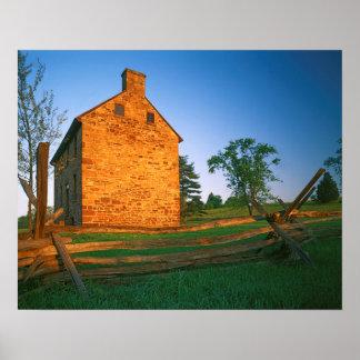 USA, Virginia, Manassas National Battlefield 2 Print
