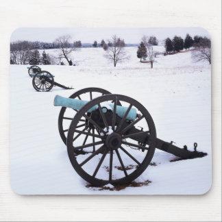 USA, Virginia, Manassas National Battlefield Mouse Pad