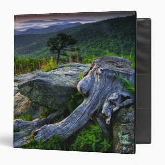 USA, Virginia, Shenandoah National Park. Binder