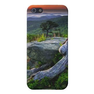 USA, Virginia, Shenandoah National Park. Cover For iPhone SE/5/5s