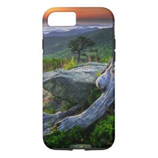 USA, Virginia, Shenandoah National Park. iPhone 8/7 Case