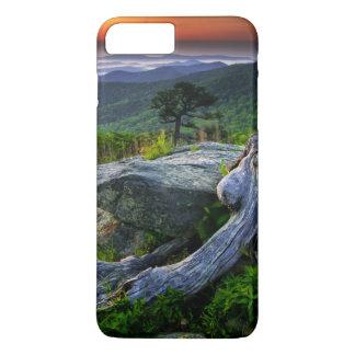 USA, Virginia, Shenandoah National Park. iPhone 8 Plus/7 Plus Case