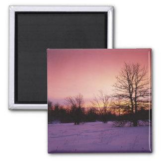 USA, Virginia, Shenandoah National Park, Magnets