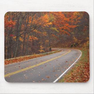 USA, Virginia, Shenandoah National Park, Skyline Mouse Pad