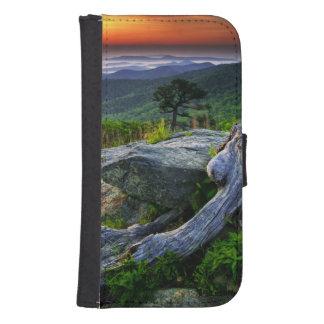 USA, Virginia, Shenandoah National Park. Wallet Phone Case For Samsung Galaxy S4