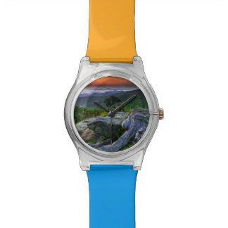 USA, Virginia, Shenandoah National Park. Wrist Watches