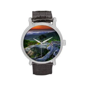 USA, Virginia, Shenandoah National Park. Wrist Watch
