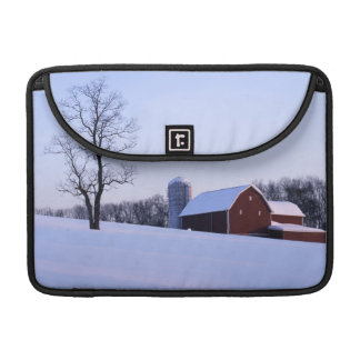 USA, Virginia, Shenandoah Valley, Barn Sleeves For MacBooks