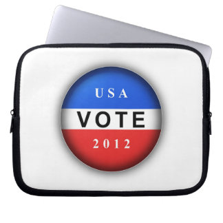 USA Vote 2012 Computer Sleeve