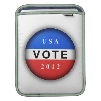 USA Vote 2012 iPad Sleeve