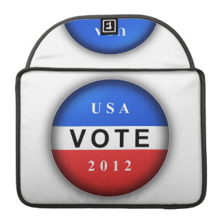 USA Vote 2012 MacBook Pro Sleeve