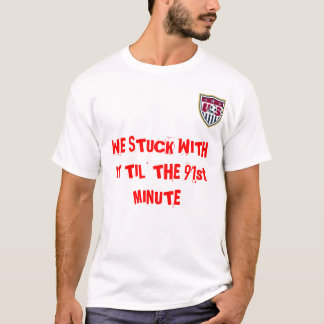 USA vs. Algeria match result shirt