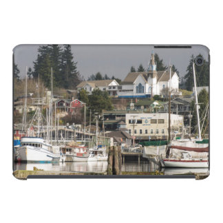 USA, Wa, Kitsap Peninsula. Scenic Town. iPad Mini Cover