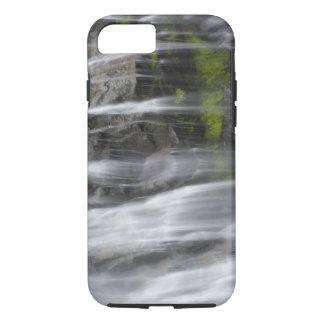 USA, WA, Mt. Rainier NP, Narada Falls iPhone 7 Case