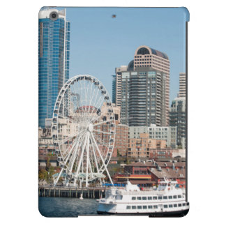 USA, Wa, Seattle. Argosy Harbor Cruise Boat iPad Air Cases