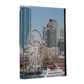 USA, Wa, Seattle. Argosy Harbor Cruise Boat iPad Cases