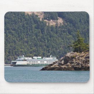 USA, WA. Washington State Ferries Mouse Pad