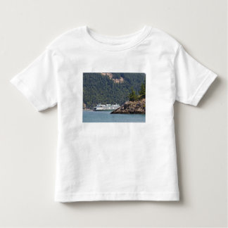 USA, WA. Washington State Ferries Shirt