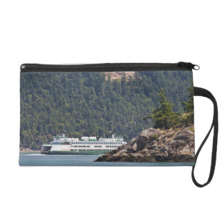 USA, WA. Washington State Ferries Wristlet