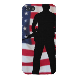 USA Warrior iPhone Cover - Savvy