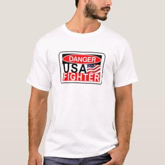 USA WARRIOR Shirt
