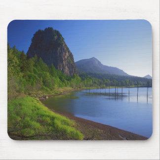 USA, Washington, Beacon Rock State Park, Beacon Mouse Pad