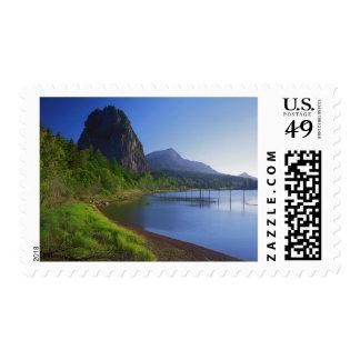 USA, Washington, Beacon Rock State Park, Beacon Postage