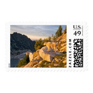 USA, Washington, Cascade Range 4 Postage
