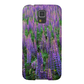USA, Washington, Clallam County, Lupine Case For Galaxy S5