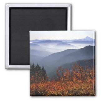 USA, Washington, Columbia River Gorge National Magnet