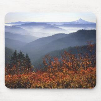USA, Washington, Columbia River Gorge National Mouse Pad