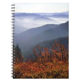 USA, Washington, Columbia River Gorge National Spiral Note Book
