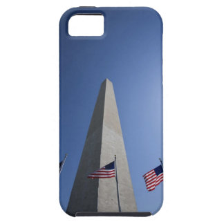 USA, Washington, D.C. American flags at the iPhone 5 Cover