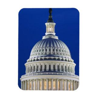 USA, Washington, D.C. Close-up of the Capitol Magnet