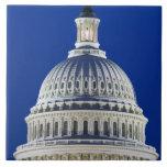 USA, Washington, D.C. Close-up of the Capitol Ceramic Tiles