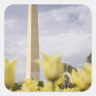 USA Washington D C The Washington Monument as Sticker