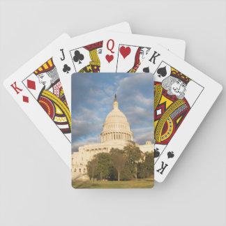 USA, Washington DC, Capitol building Card Decks