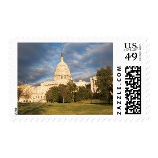USA, Washington DC, Capitol building Postage