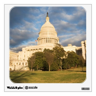 USA, Washington DC, Capitol building Wall Sticker