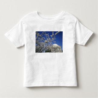 USA, Washington DC. Cherry Blossom Festival and 2 Toddler T-shirt