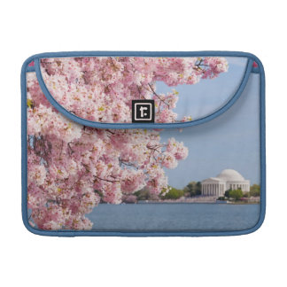 USA, Washington DC, Cherry tree MacBook Pro Sleeve