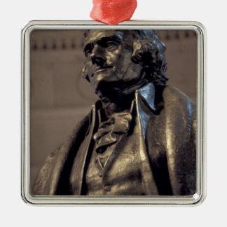 USA, Washington DC. Thomas Jefferson Memorial. Christmas Tree Ornament